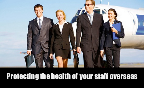 Business Travelers Vaccination