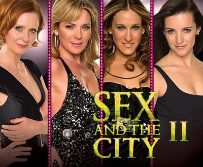 Sex and the city movie cast and crew