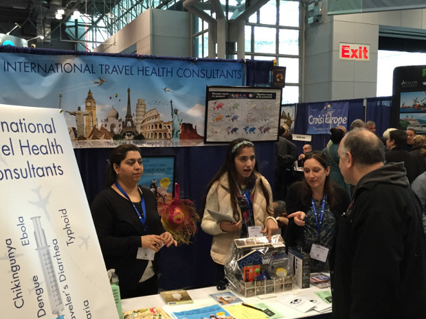 New York Times Travel Show 2015